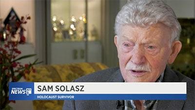 Sam Solasz Holocaust Survivor Story